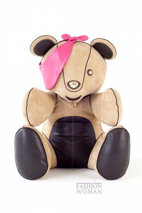 Коллекция дизайнерских плюшевых медведей Pudsey фото №14