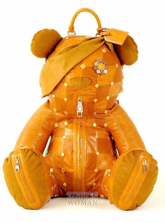 Коллекция дизайнерских плюшевых медведей Pudsey фото №15