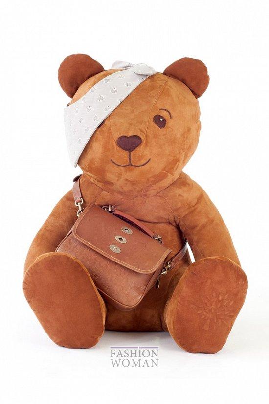 Коллекция дизайнерских плюшевых медведей Pudsey фото №17