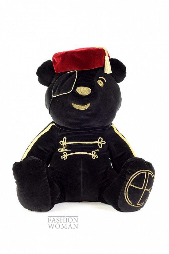 Коллекция дизайнерских плюшевых медведей Pudsey фото №18