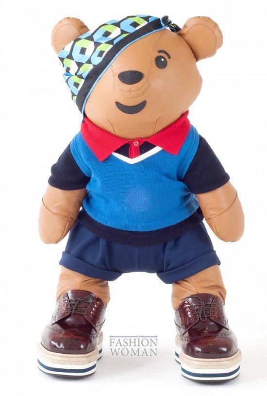 Коллекция дизайнерских плюшевых медведей Pudsey фото №3