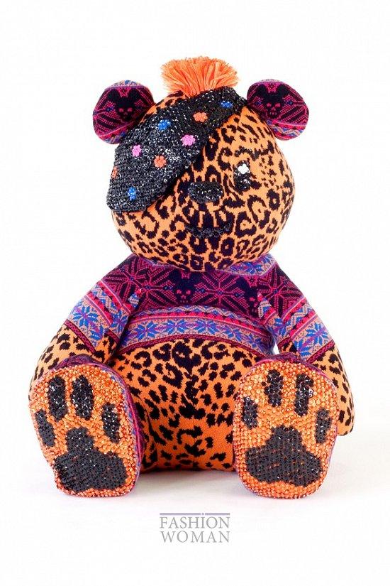 Коллекция дизайнерских плюшевых медведей Pudsey фото №20