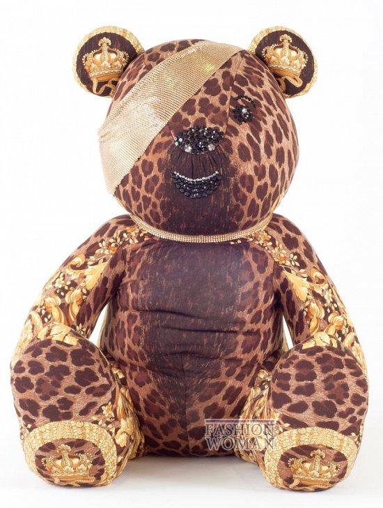 Коллекция дизайнерских плюшевых медведей Pudsey фото №21