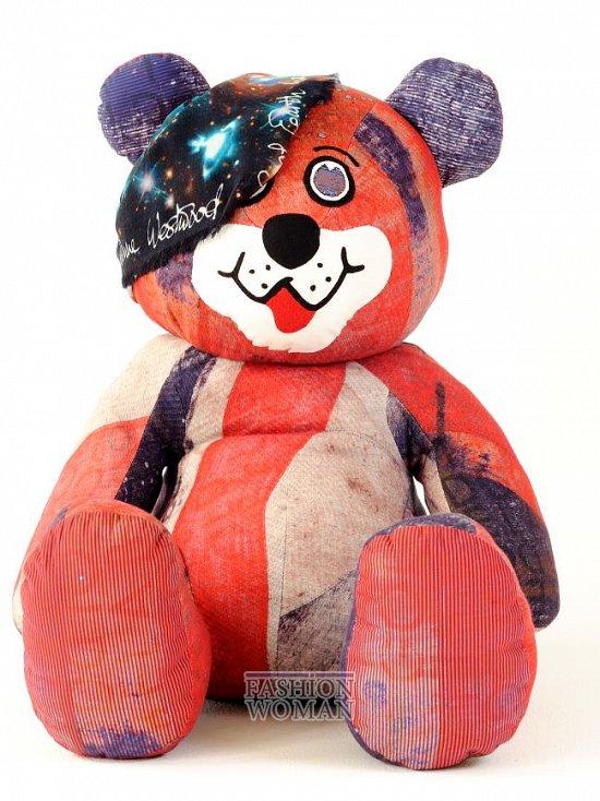 Коллекция дизайнерских плюшевых медведей Pudsey фото №22