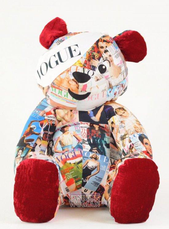 Коллекция дизайнерских плюшевых медведей Pudsey фото №23