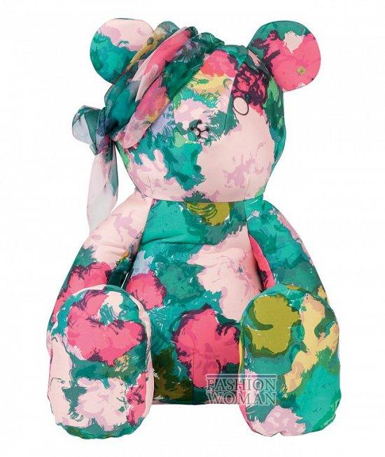 Коллекция дизайнерских плюшевых медведей Pudsey фото №24