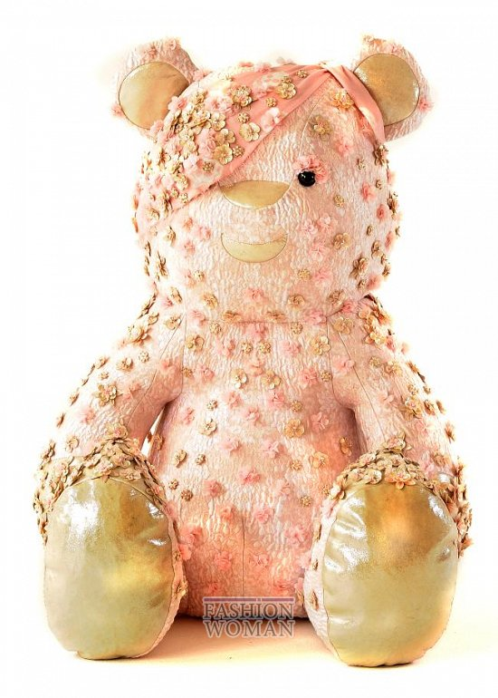 Коллекция дизайнерских плюшевых медведей Pudsey фото №26