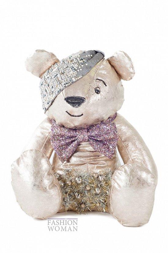 Коллекция дизайнерских плюшевых медведей Pudsey фото №27