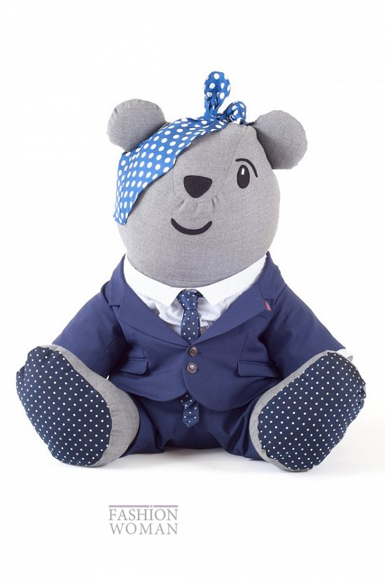 Коллекция дизайнерских плюшевых медведей Pudsey фото №4
