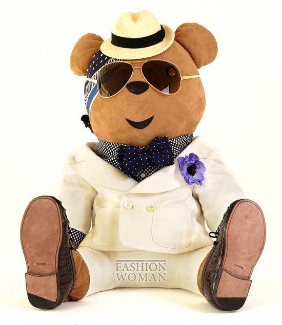 Коллекция дизайнерских плюшевых медведей Pudsey фото №5