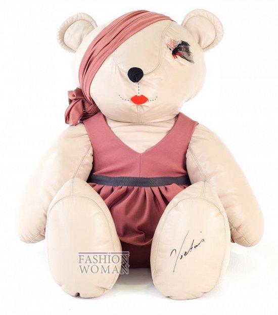 Коллекция дизайнерских плюшевых медведей Pudsey фото №6