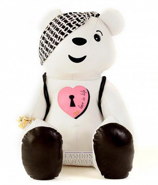 Коллекция дизайнерских плюшевых медведей Pudsey фото №7