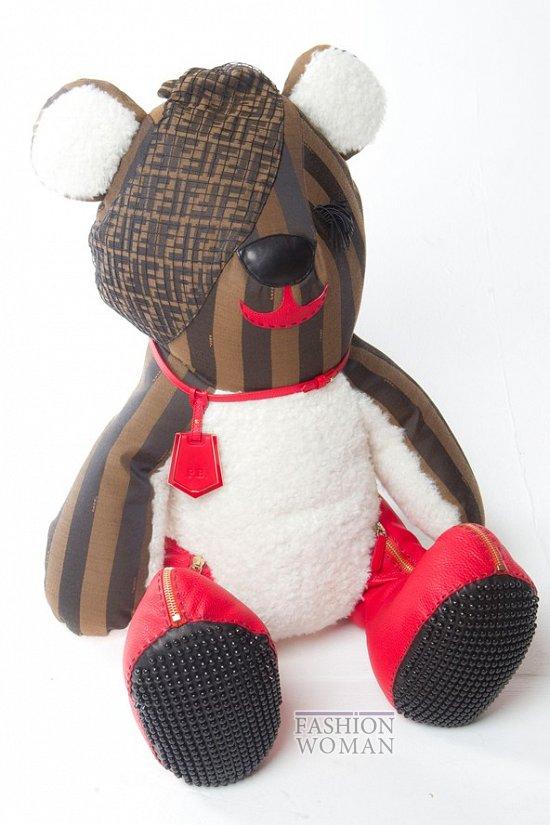 Коллекция дизайнерских плюшевых медведей Pudsey фото №8