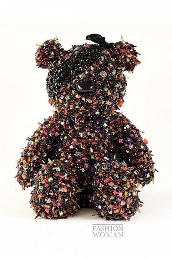 Коллекция дизайнерских плюшевых медведей Pudsey фото №9