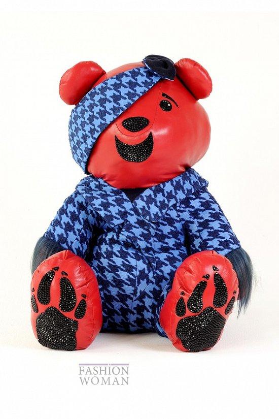 Коллекция дизайнерских плюшевых медведей Pudsey фото №10