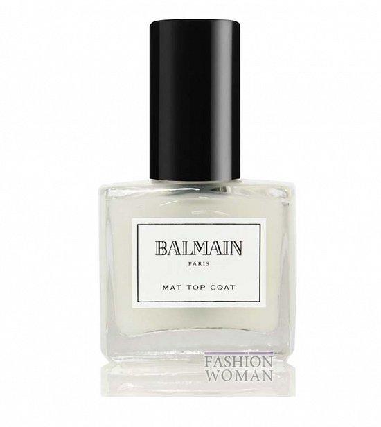 Коллекция лаков для ногтей Balmain  фото №1