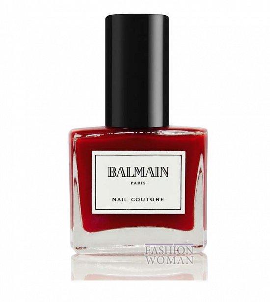 лак для ногтей Balmain