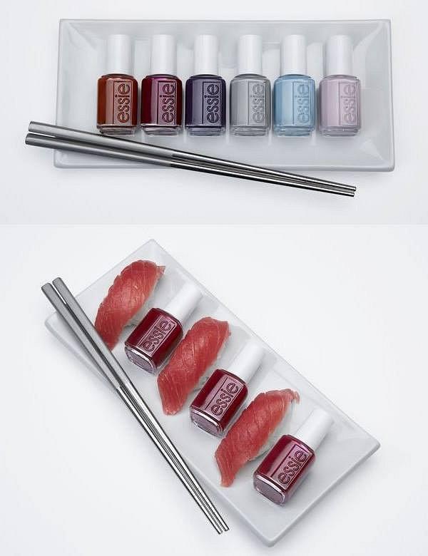 Коллекция лаков для ногтей Essie Go Go Geisha осень 2016 фото №1