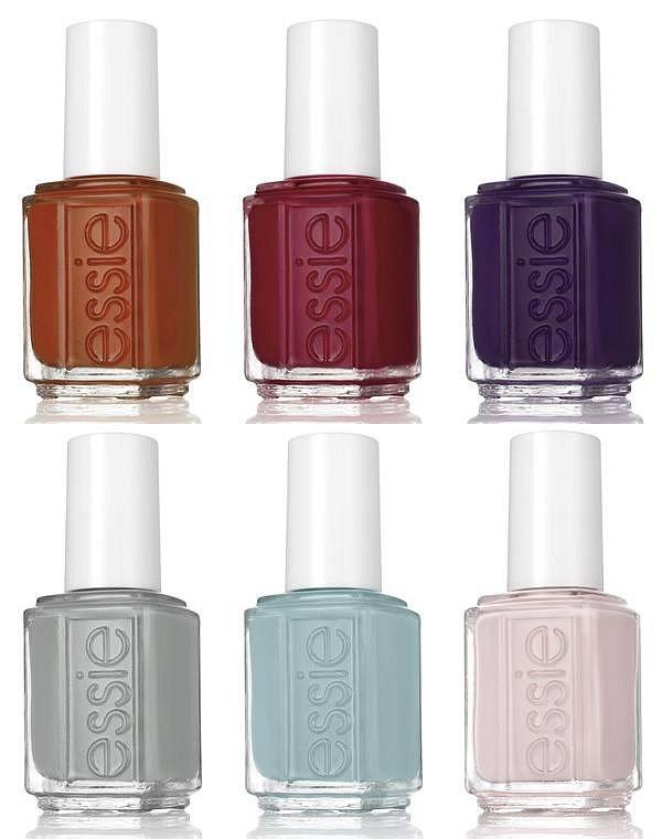 Коллекция лаков для ногтей Essie Go Go Geisha осень 2016