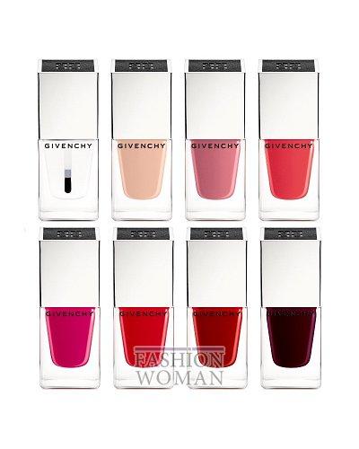 Коллекция лаков для ногтей Givenchy Le Vernis весна 2013