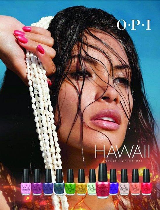 Коллекция лаков для ногтей OPI Hawaii Collection весна-лето 2015 фото №1