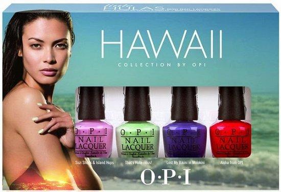 Коллекция лаков для ногтей OPI Hawaii Collection весна-лето 2015 фото №9