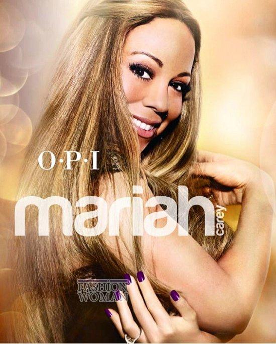 Коллекция лаков для ногтей Mariah Carey for OPI фото №3
