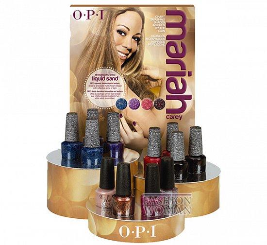 Коллекция лаков Mariah Carey for OPI