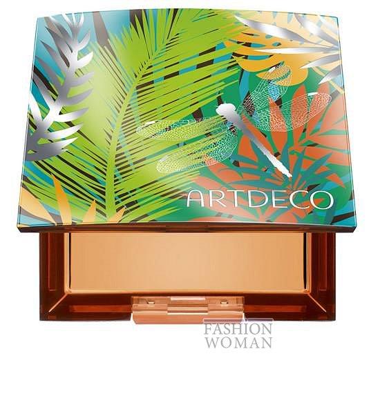 Коллекция макияжа Artdeco Jungle Fever лето 2014 фото №3