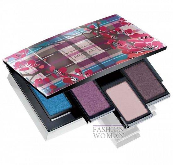 Коллекция макияжа ARTDECO осень-зима 2013-2014 фото №2