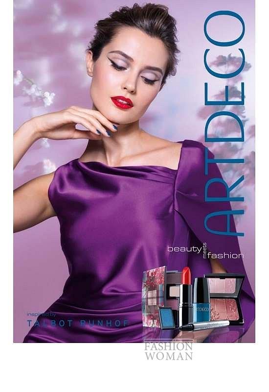 Коллекция макияжа ARTDECO осень-зима 2013-2014 фото №17