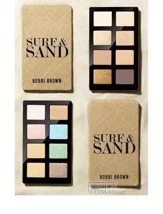 Коллекция макияжа Bobbi Brown Surf & Sand лето 2014