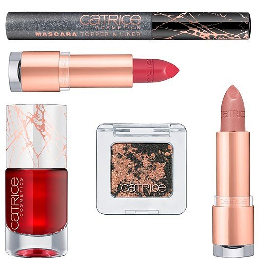 Коллекция макияжа Catrice Metallure осень 2014