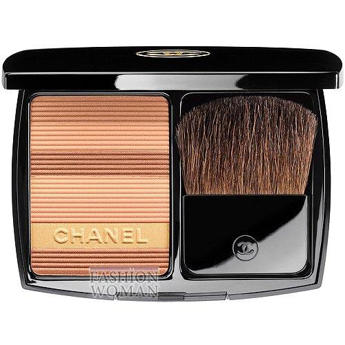 Коллекция макияжа Chanel лето 2012 фото №2