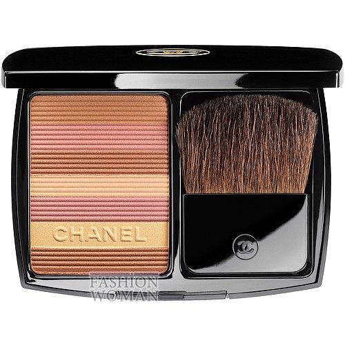 Коллекция макияжа Chanel лето 2012 фото №3