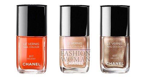 Коллекция макияжа Chanel лето 2012 фото №8