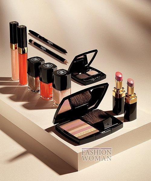 Коллекция макияжа Chanel лето 2012 фото №9