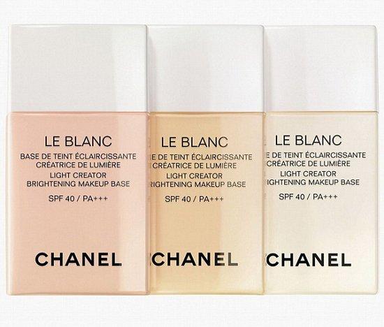 Коллекция макияжа Chanel Pearl Whitening весна 2015 фото №1