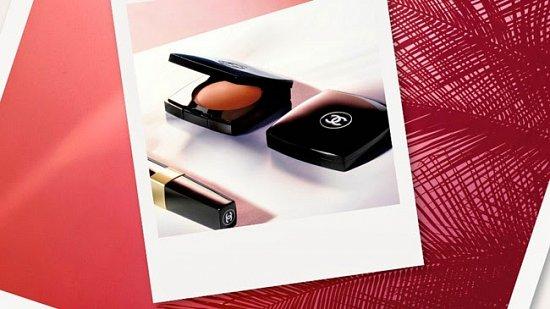 Коллекция макияжа Chanel Reflets d'Été de Chanel лето 2014 фото №10