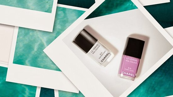 Коллекция макияжа Chanel Reflets d'Été de Chanel лето 2014 фото №12