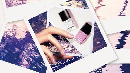 Коллекция макияжа Chanel Reflets d'Été de Chanel лето 2014 фото №13