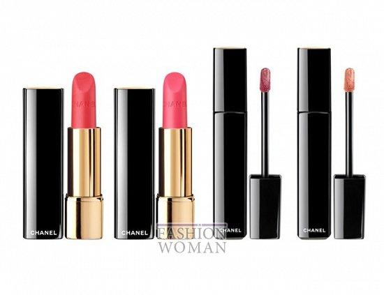 Коллекция макияжа Chanel весна 2013. Видео фото №11