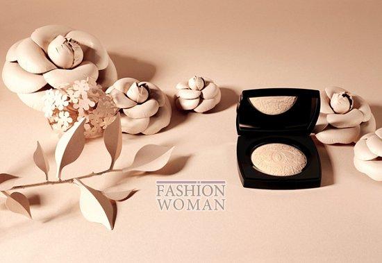 Коллекция макияжа Chanel весна 2013. Видео фото №13