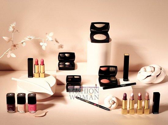 Коллекция макияжа Chanel весна 2013. Видео фото №14