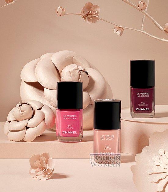 Коллекция макияжа Chanel весна 2013. Видео фото №15