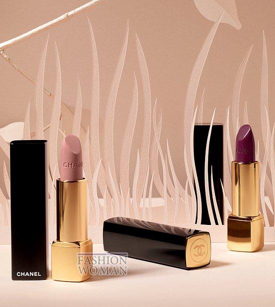 Коллекция макияжа Chanel весна 2013. Видео фото №16