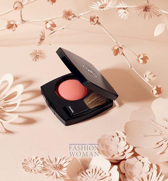 Коллекция макияжа Chanel весна 2013. Видео фото №18