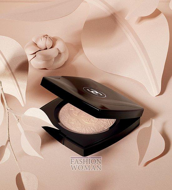 Коллекция макияжа Chanel весна 2013. Видео фото №19