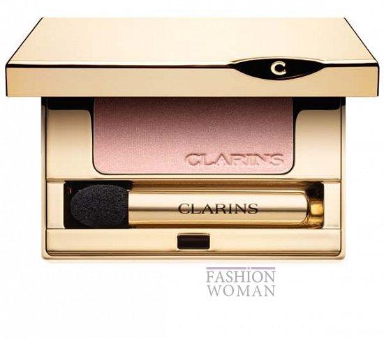Коллекция макияжа Clarins Opalescence весна 2014 фото №8