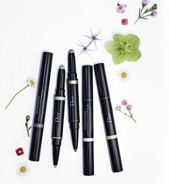 Коллекция макияжа Dior Glowing Gardens весна 2016 фото №8